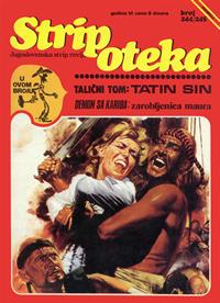 Stripoteka br.0244-0245