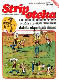 Stripoteka br.0254-0255