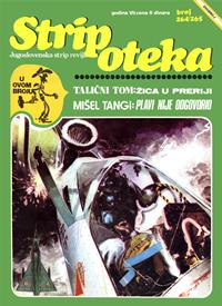 Stripoteka br.0264-0265
