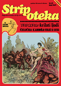 Stripoteka br.0268-0269