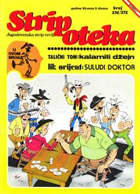 Stripoteka br.0274-0275