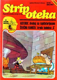 Stripoteka br.0282-0283