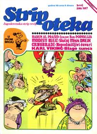 Stripoteka br.0286-0287