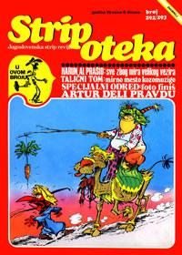 Stripoteka br. 0292-0293