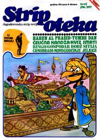 Stripoteka br.0296-0297