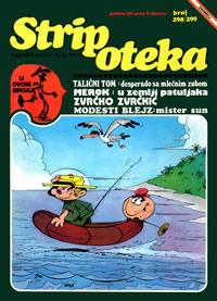 Stripoteka br. 0298-0299