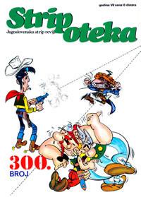 Stripoteka br. 0300-0301
