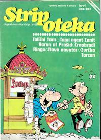 Stripoteka br.0302-0303