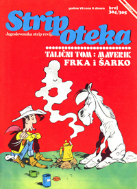 Stripoteka br.0304-0305