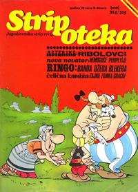 Stripoteka br.0314-0315