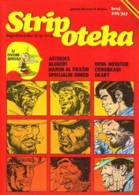 Stripoteka br.0316-0317