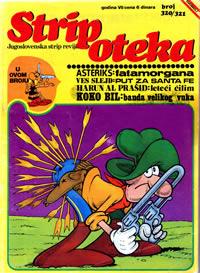 Stripoteka br.0320-0321