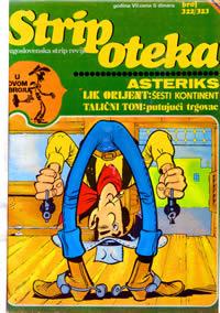 Stripoteka br.0322-0323
