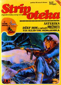 Stripoteka br.0326-0327
