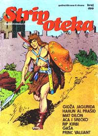 Stripoteka br.0400