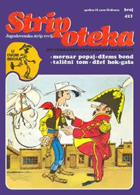 Stripoteka br.0423