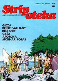 Stripoteka br. 0443
