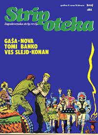 Stripoteka br. 0481