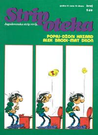 Stripoteka br. 0540