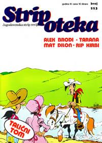 Stripoteka br.0553