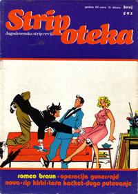Stripoteka br.0591