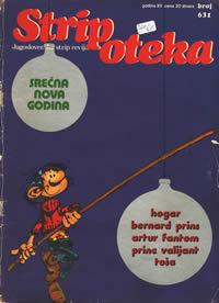 Stripoteka br.0631