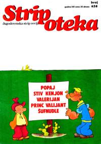 Stripoteka br.0638