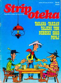 Stripoteka br. 0664