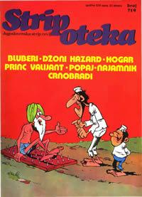 Stripoteka br.0719