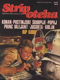 Stripoteka br.0743
