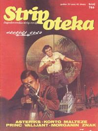 Stripoteka br.0786