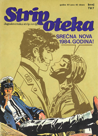 Stripoteka br. 0787