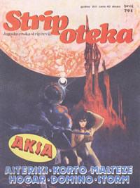 Stripoteka br.0791