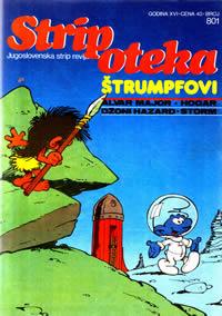 Stripoteka br.0801