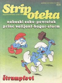 Stripoteka br.0808