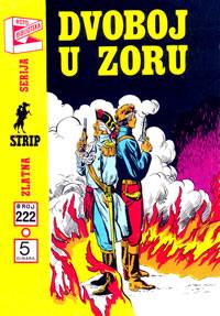 Zlatna Serija br.0222